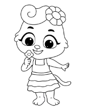 Printable Miscellaneous Coloring Pages