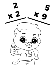 Free Printable Worksheets for Kids – Math Multiplication